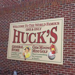 Huck's