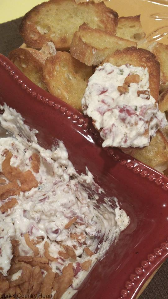Chipped Beef Dip
