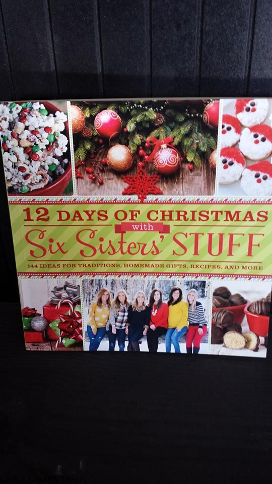 Six Sisters Stuff ~ 12 Days of Christmas Book Review & Give away
