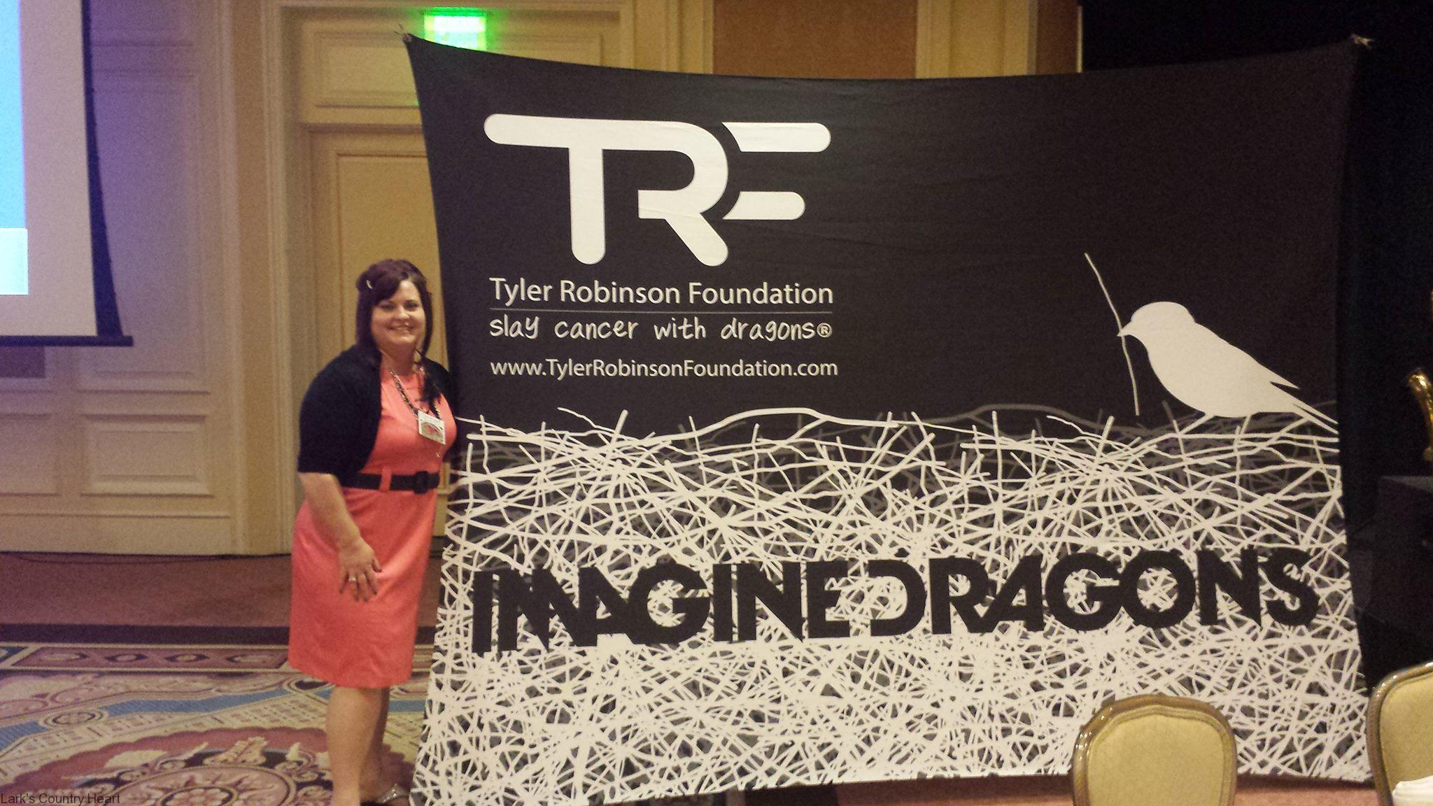 Pay it Forward to the Tyler Robinson Foundation