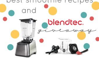 Pina Colada's & Blendtec Blender Giveaway