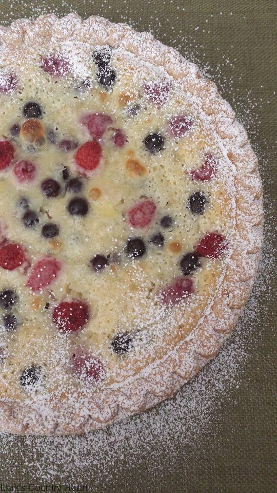 Berry Cream Pie1