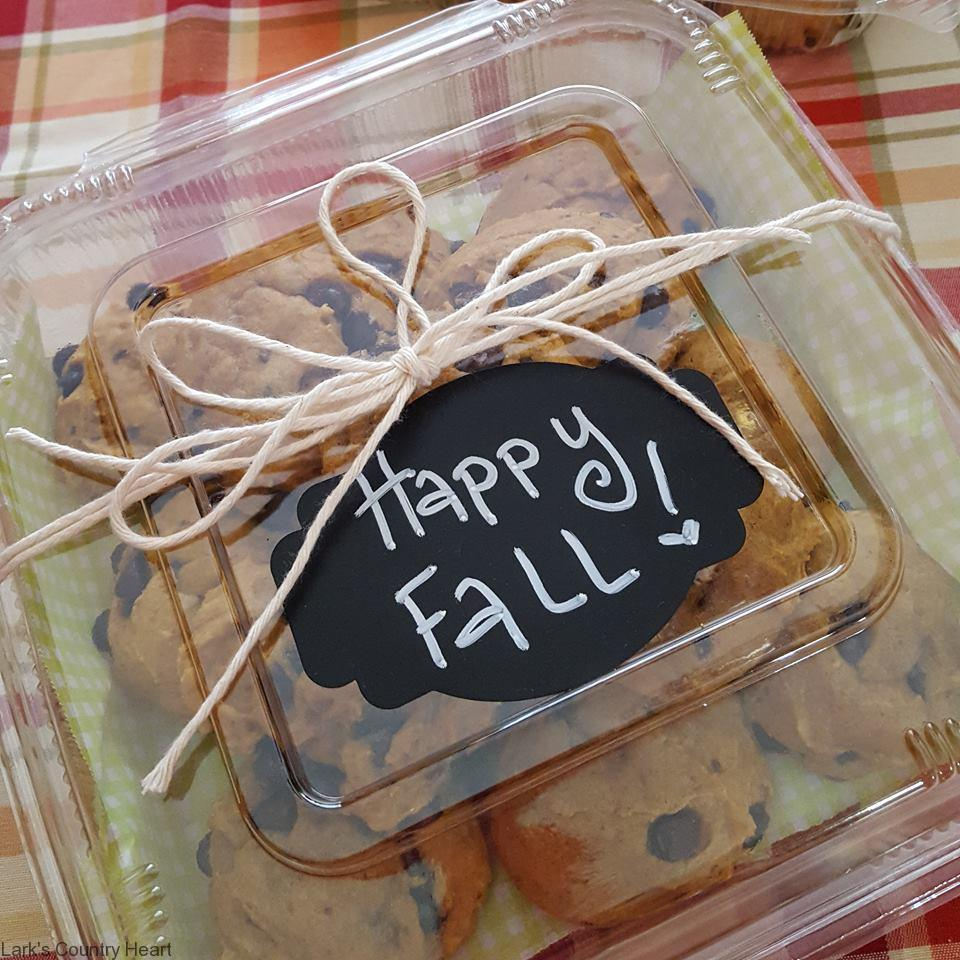Happy Fall Bundle of Cookies