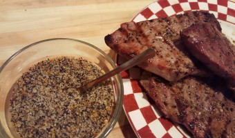 Homemade Steak Seasoning