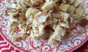 Coconut Crunch Mix