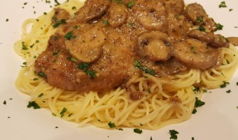Easy Chicken Marsala
