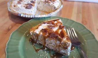 Butterfinger Cream Cheese Pie